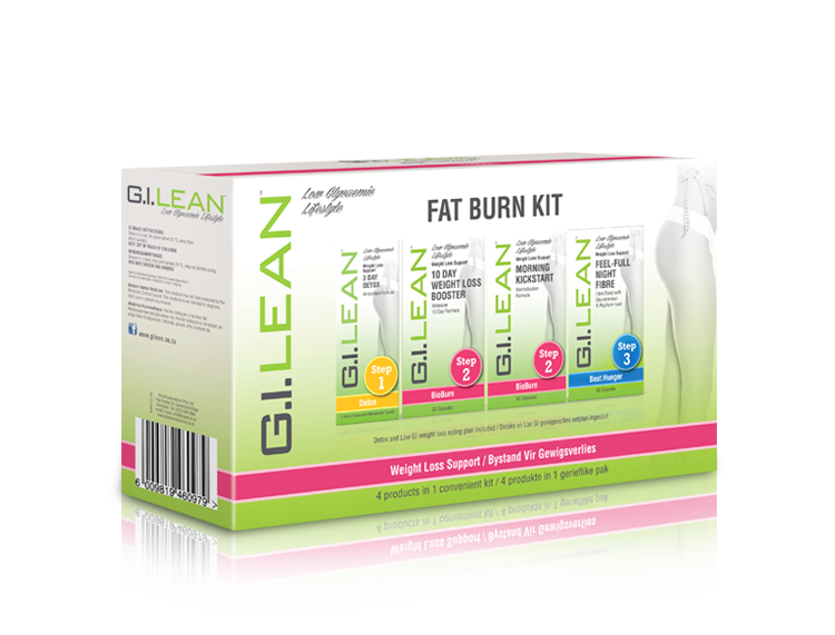 GI Lean™ - Fat Burn Kit