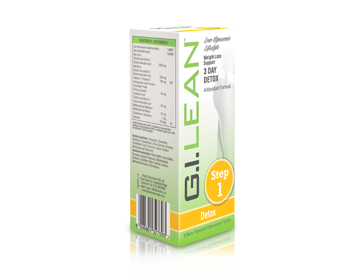 GI Lean™ - 3 Day Detox