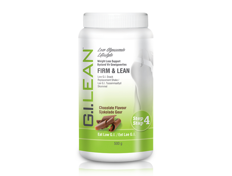 GI Lean™ - Firm & Lean Chocolate Shake