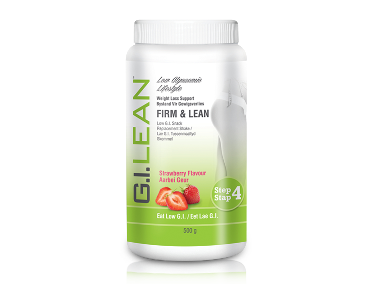 GI Lean™ - Firm & Lean Strawberry Shake
