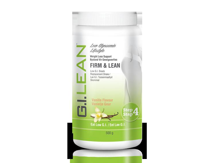 GI Lean™ - Firm & Lean Vanilla Shake