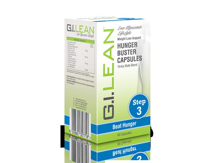 GI Lean™ - Hunger Buster Capsules