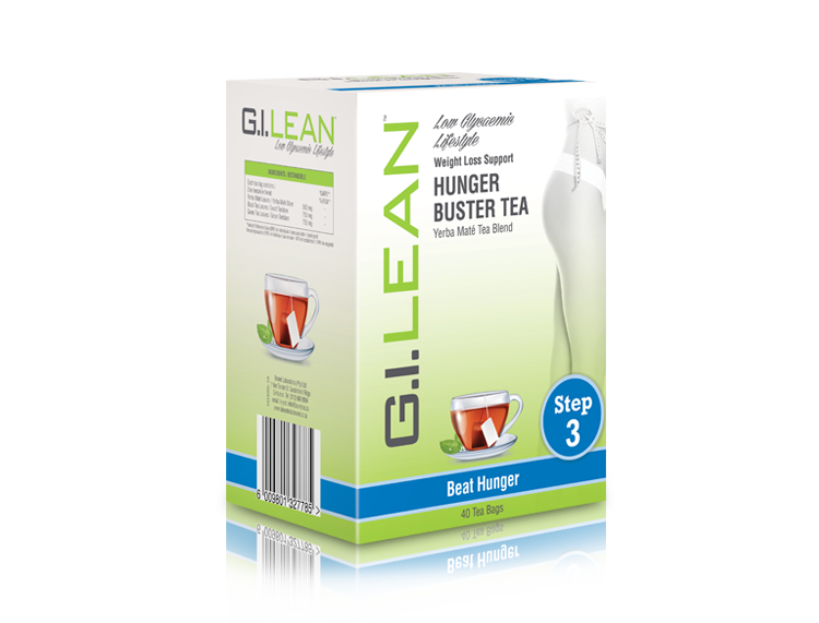 GI Lean™ - Hunger Buster Tea