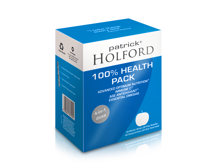 Patrick Holford® - 100% HEALTH PACK