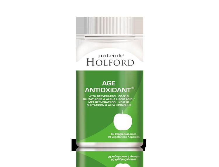 Patrick Holford® - AGE ANTIOXIDANT®