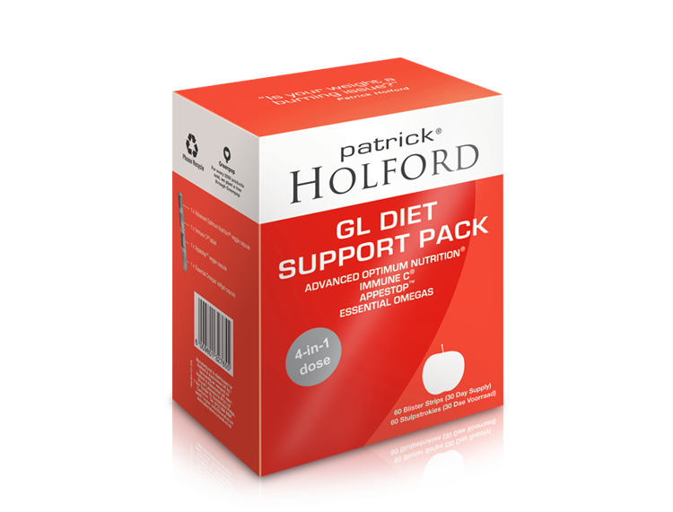Patrick Holford® - GL DIET SUPPORT PACK