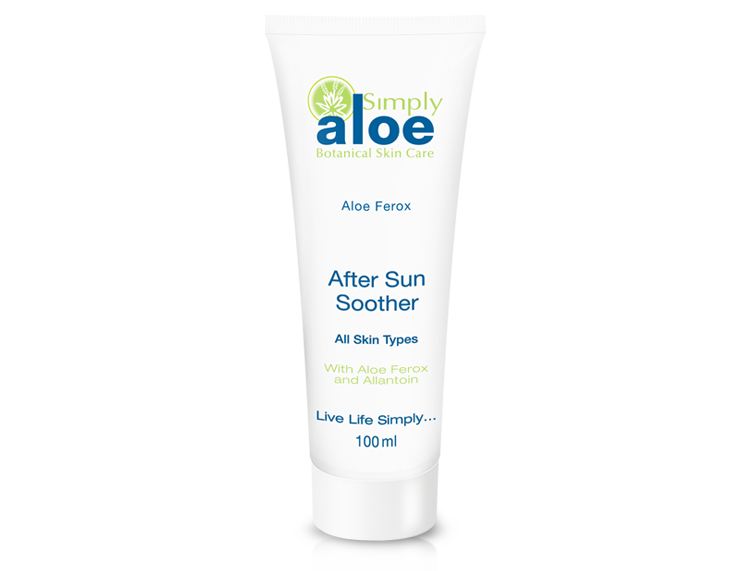 Simply Aloe - After Sun Soother | 100 ml