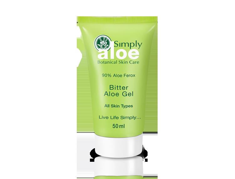 Simply Aloe - Bitter Aloe Gel | 50 ml