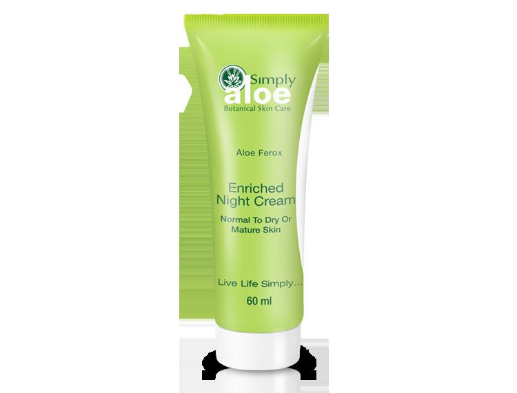 Simply Aloe - Enriched Night Cream | 60 ml