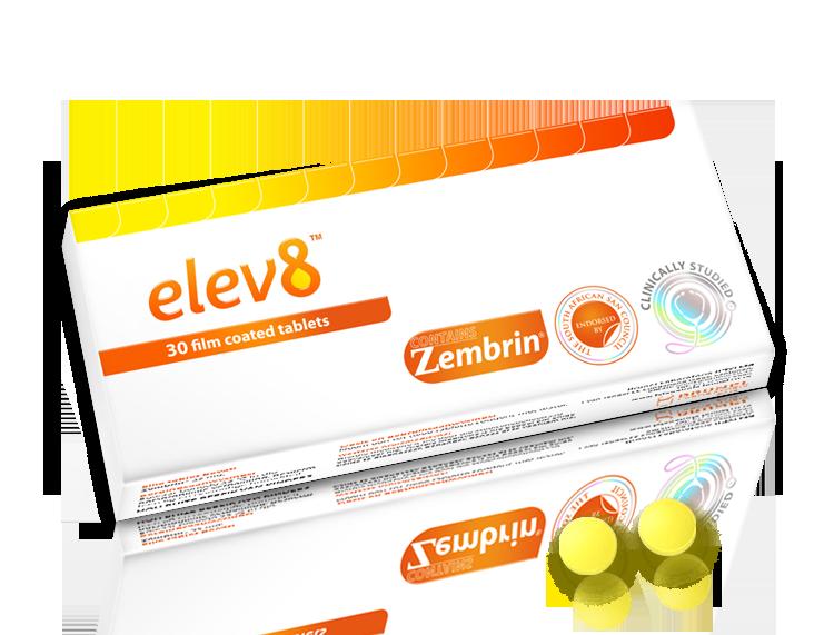 elev8™ - 30 Film Coated Tablets