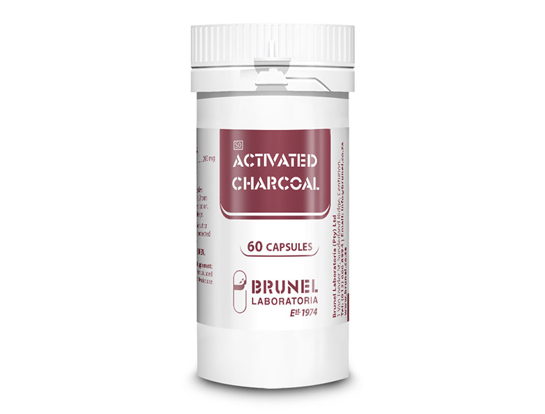 Activated Charcoal - 60
