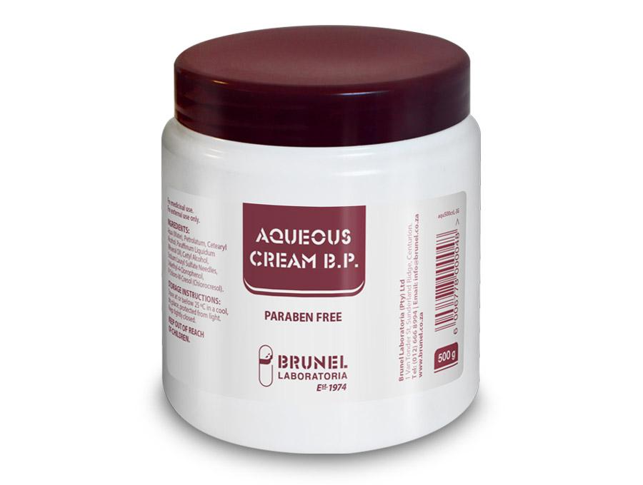Aqueous Cream B.P. - 500 g