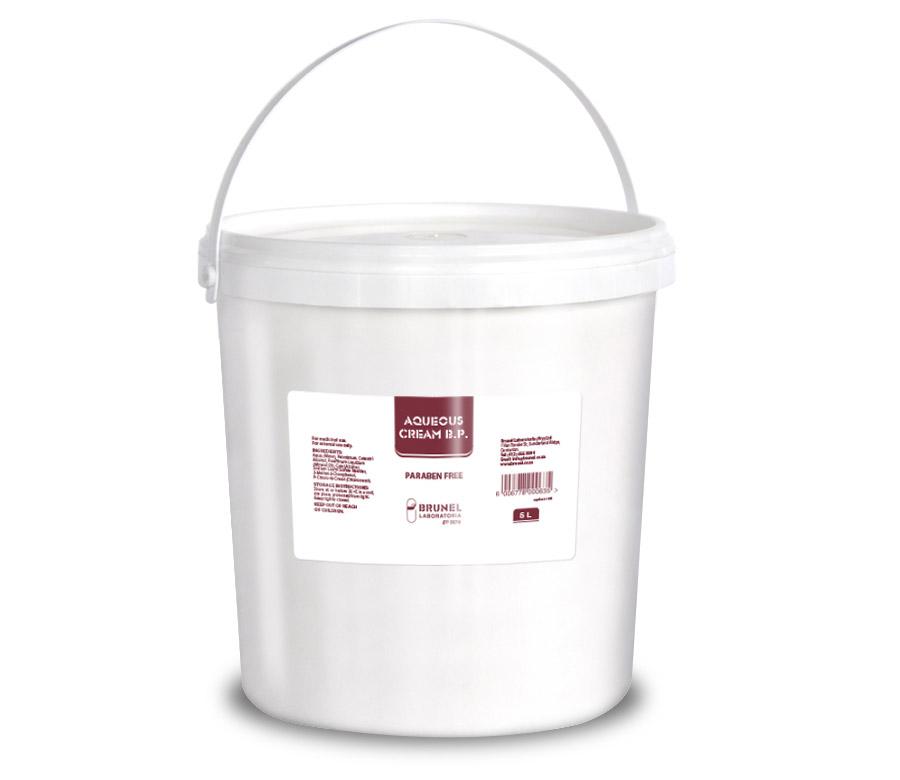 Aqueous Cream B.P. - 5 L