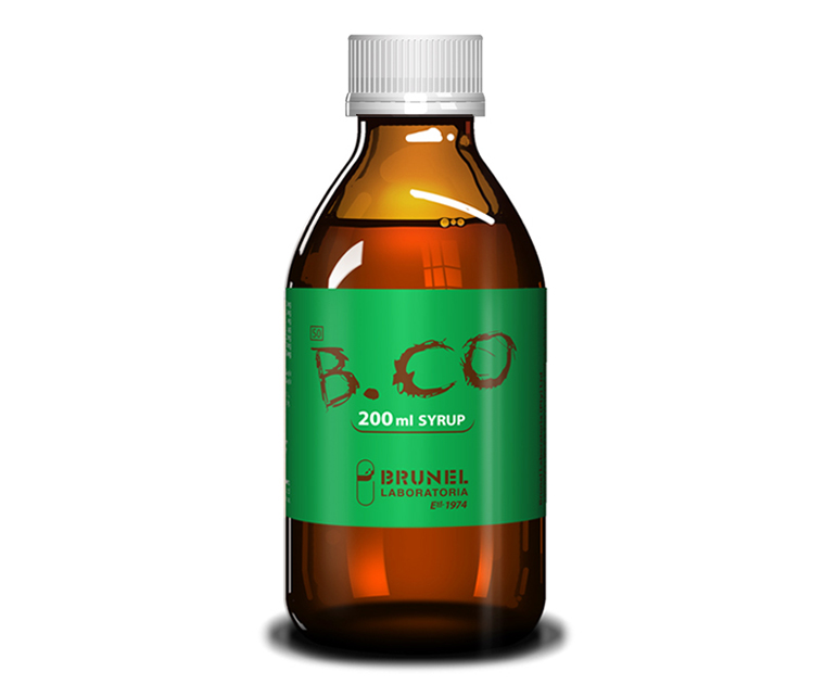 B.Co Syrup - 200 ml