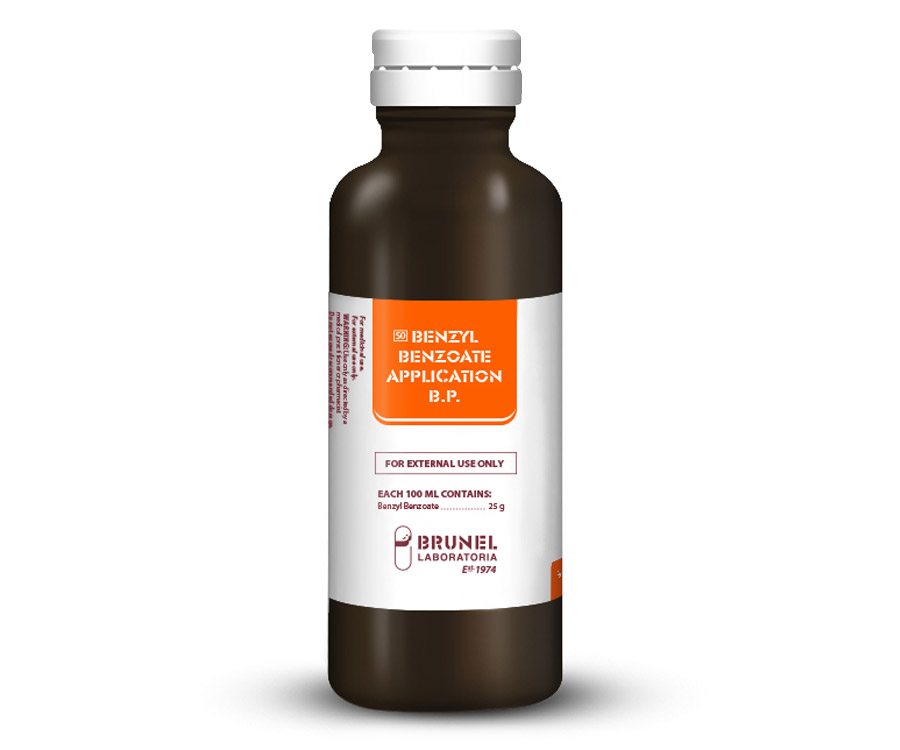 Benzyl Benzoate - 100 ml