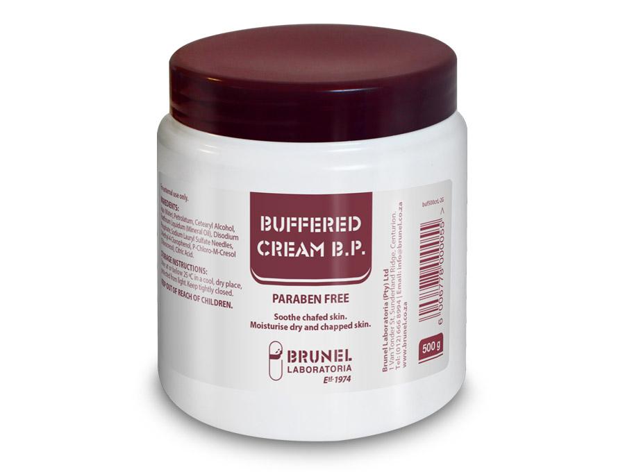 Buffered Cream - 500 g