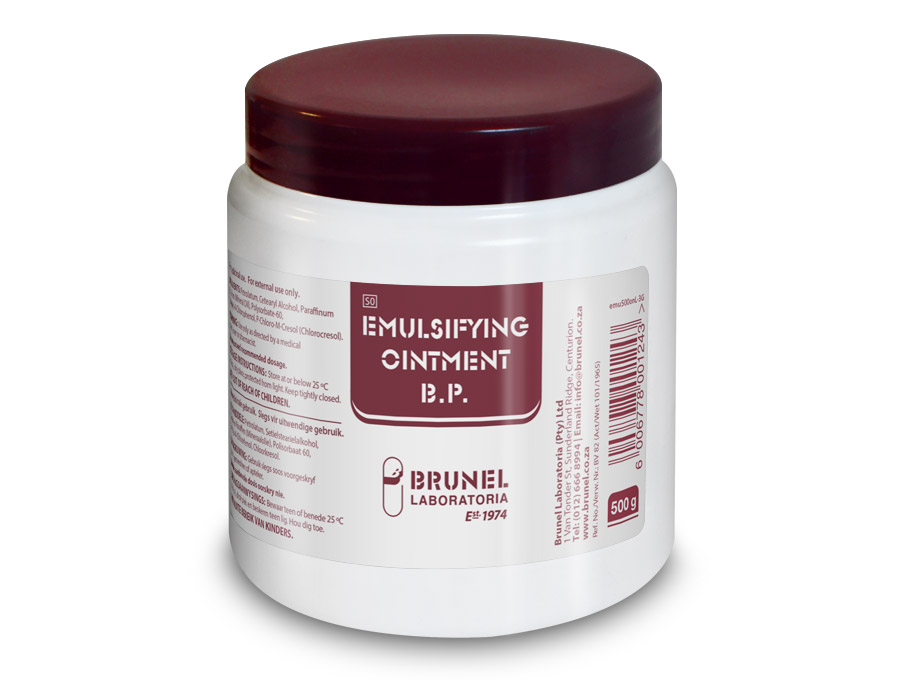 Emulsifying Ointment B.P. - 500 g