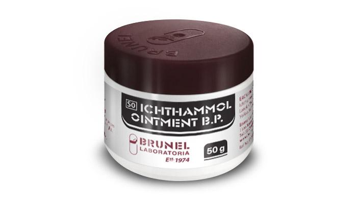 Ichthammol Ointment B.P. - 50 g
