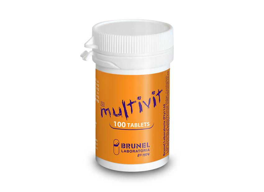 Multivit Tablets - 100