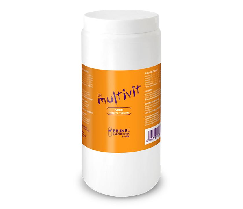 Multivit Tablets - 5000