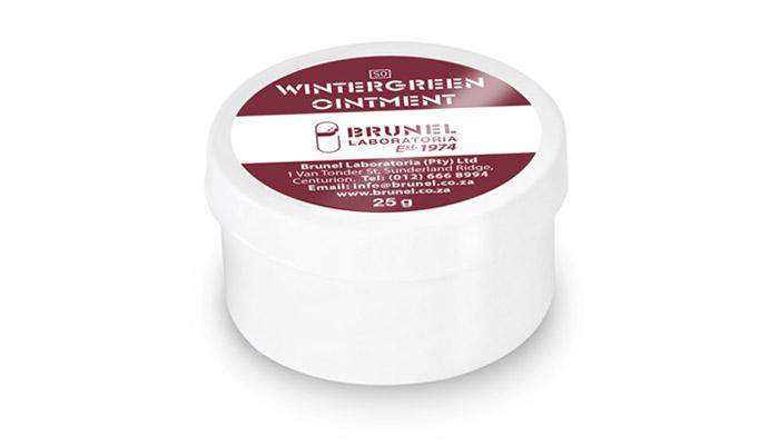 Wintergreen Ointment - 25 g