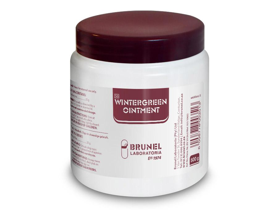 Wintergreen Ointment - 500 g