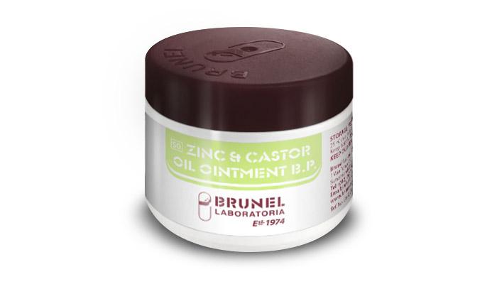 Zinc & Castor Oil Ointment - 50 g