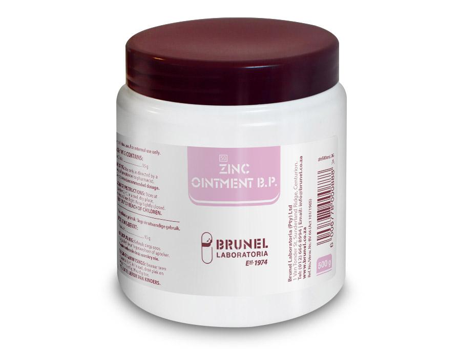 Zinc Ointment - 500 g