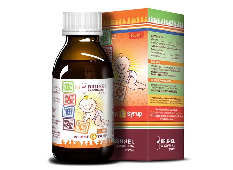 Baba C Syrup - 100 ml