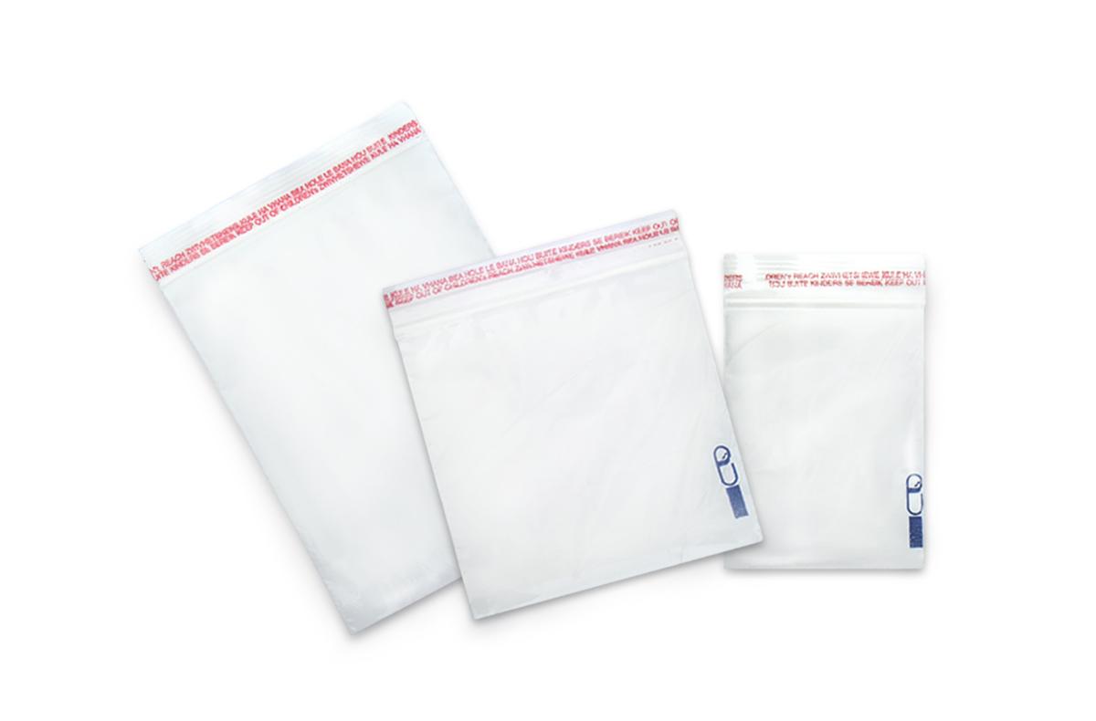 No Print Capsule Bags