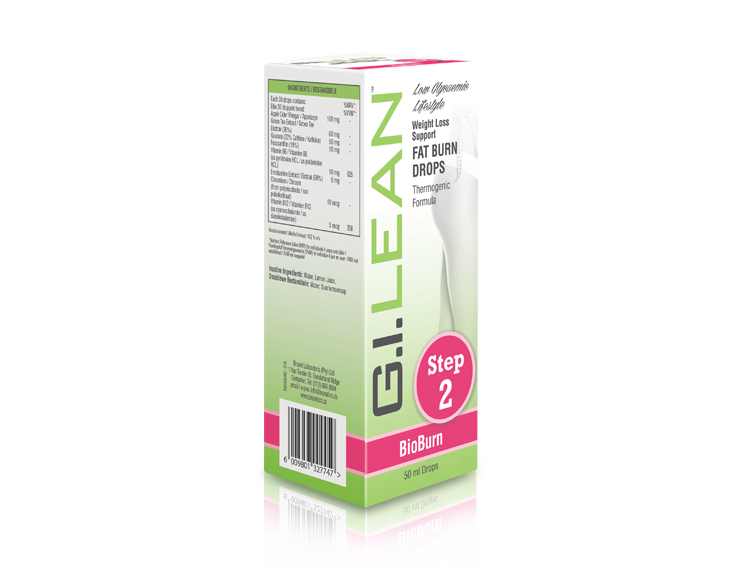 GI Lean™ - Fat Burn Drops