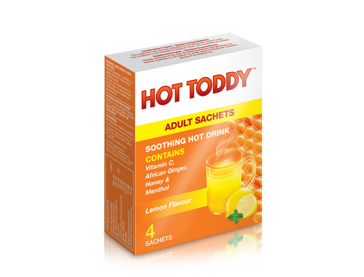 Hot Toddy™ - Adult Sachets | 4s