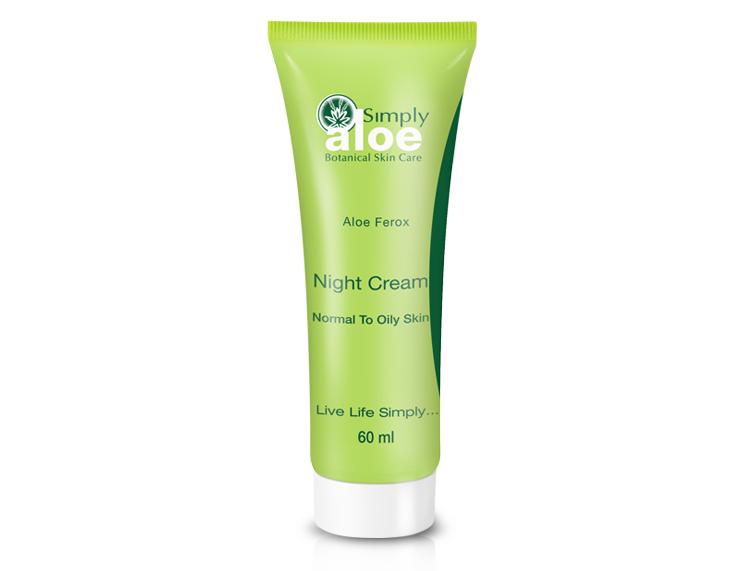 Simply Aloe - Night Cream | 60 ml
