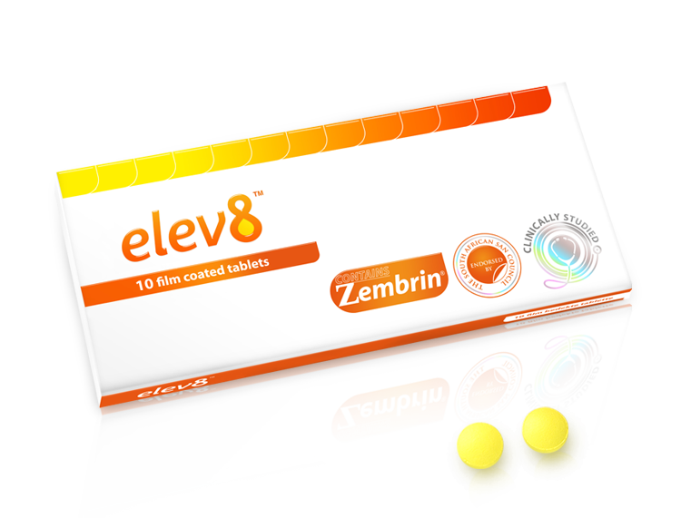 elev8™ - 10 Film Coated Tablets