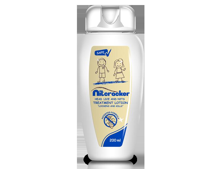 Nitcracker - Head Lice & Nits Treatment Lotion
