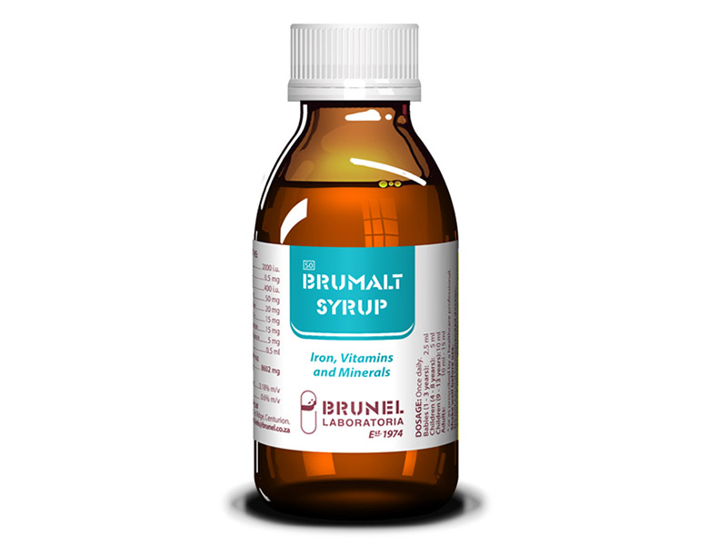 Brumalt Syrup 100 Ml Brunel Laboratoria