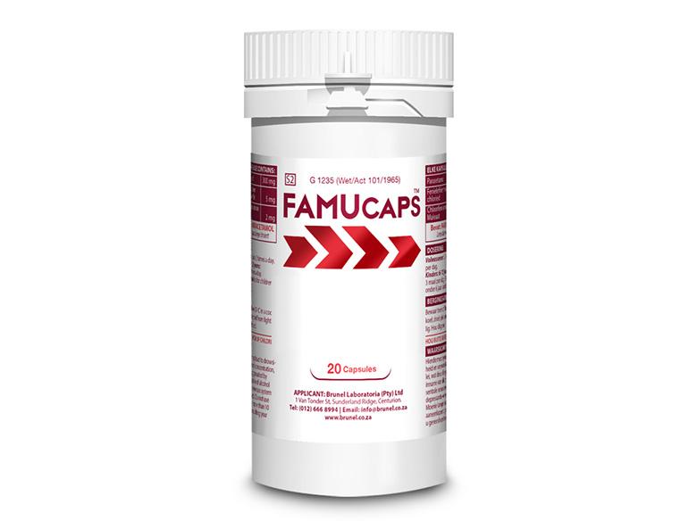 Famucaps Capsules - 20