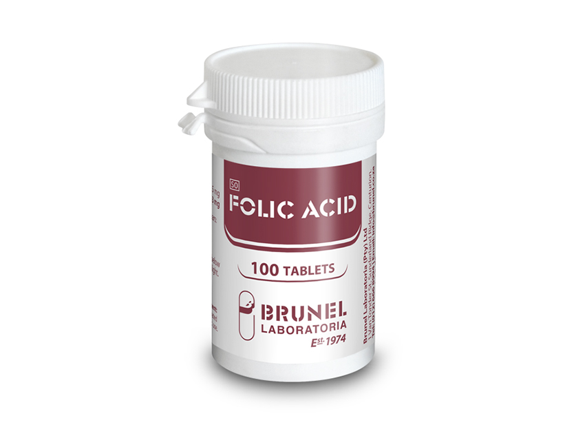 Folic Acid Tablets - 100