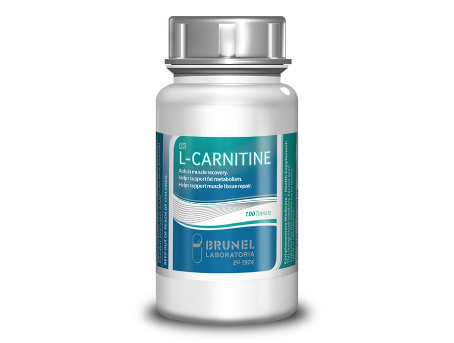 L-Carnitine Tablets - 100