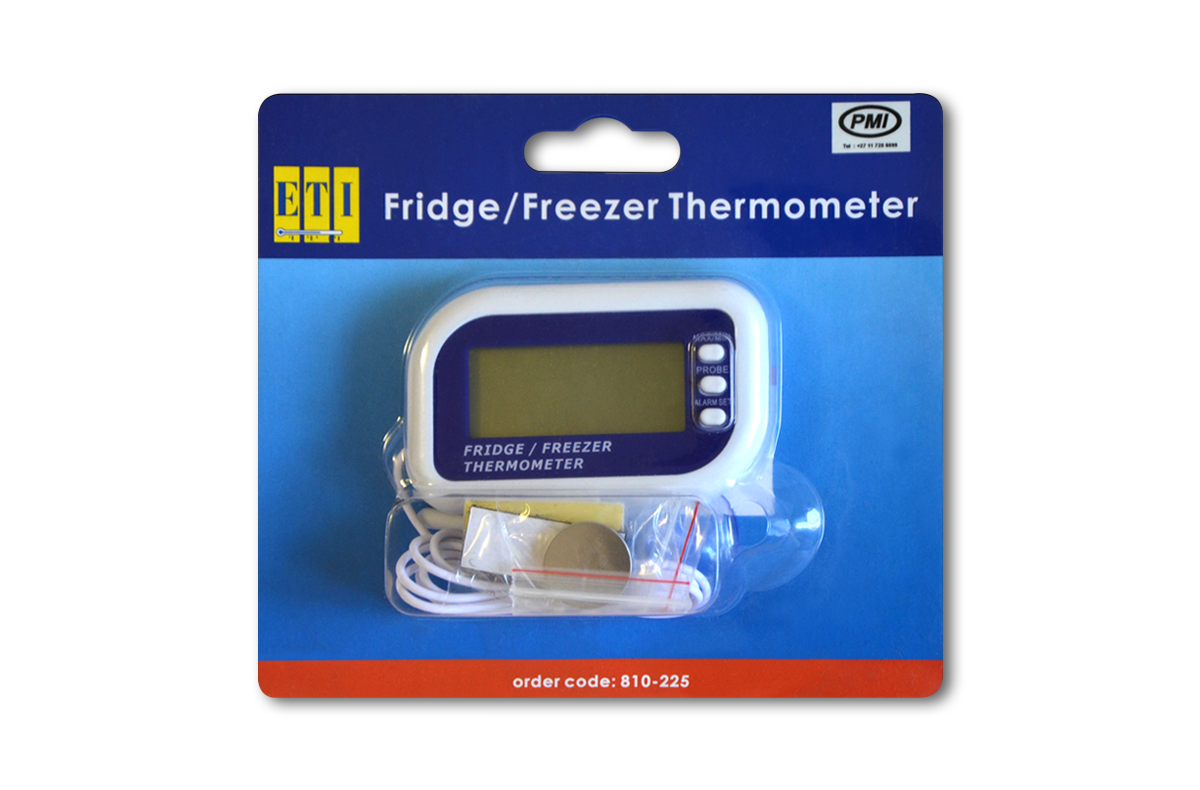 Fridge Alarm Thermometer