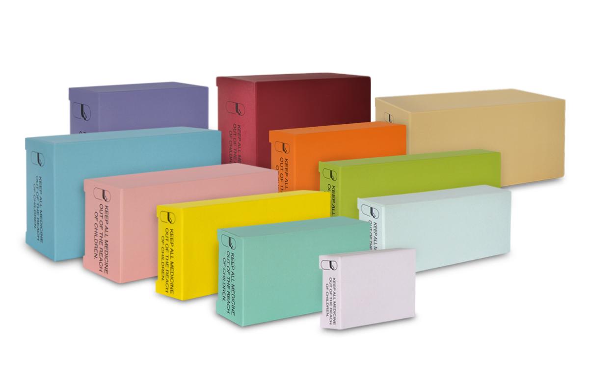 Pill Boxes - (Powderslides)