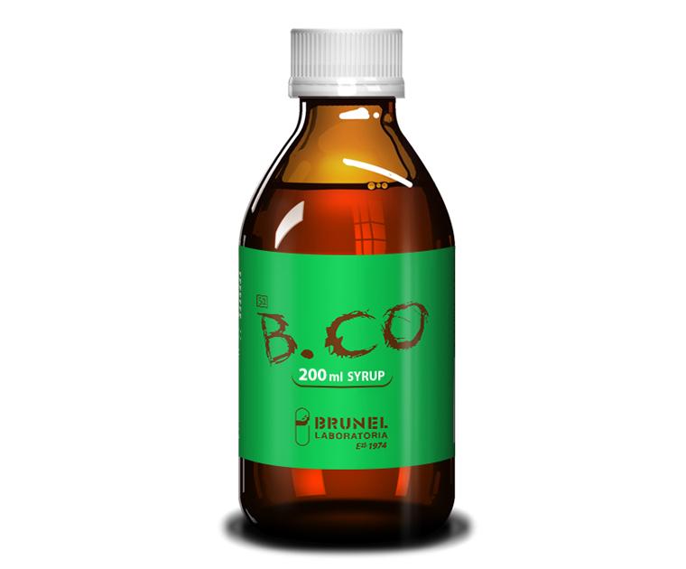 B.CO Syrup - 200 ml