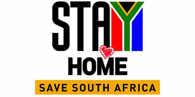 Stay Home - Save South Africa